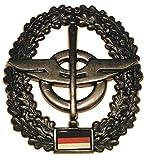 BW Barettabzeichen, 'Nachschub', Metall Nachschub