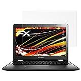 atFolix Folie für Lenovo Yoga 500 (14 inch) Displayschutzfolie - 2 x FX-Antireflex-HD hochauflösende entspiegelnde Schutzfolie