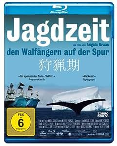 Jagdzeit: Den Walfängern auf der Spur [Blu-ray]
