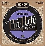 D'Addario EXP44 Beschichtete klassische Gitarrensaiten