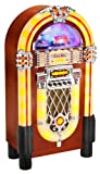 Karcher JB 6604 Jukebox (CD/MP3-Player, Radio, SD/MMC-Kartenslot, USB, Lightshow)
