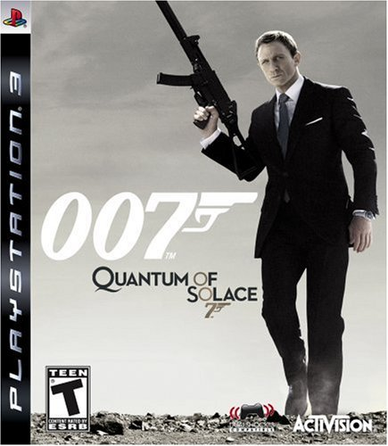 James Bond Quantum Of Solace Game PS3 [UK-Import]