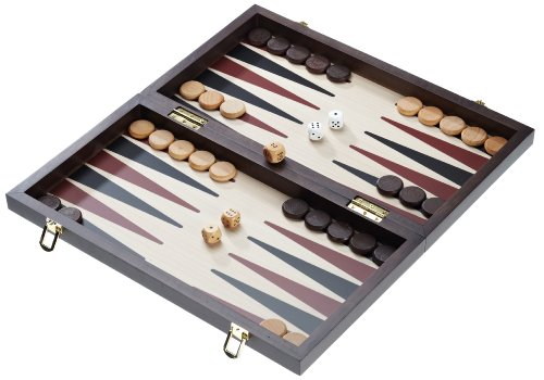 Preisvergleich Produktbild Philos 1177 - Backgammon Korfu, medium, Kassette