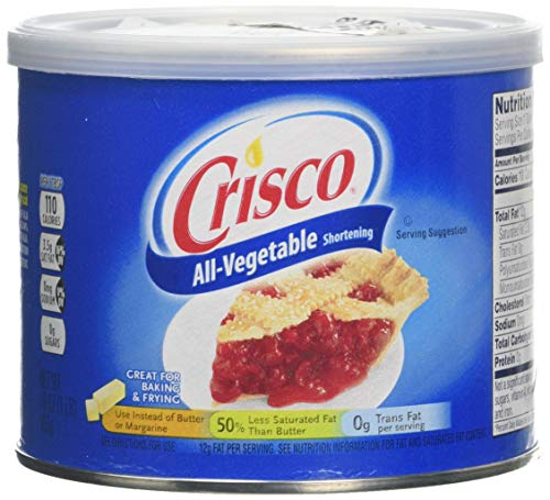 Crisco Shorte Ning 430 gramos