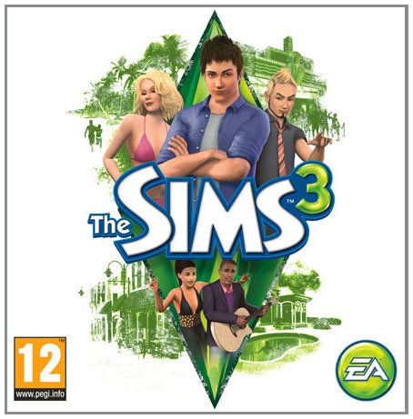 The Sims 3 [UK Import] (3ds Sims 3)