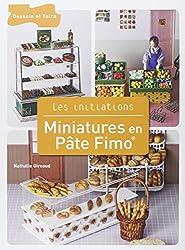 Miniatures en pâte Fimo