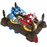 Hanbaili Boxing Robot Double Play Robot Cool Arena Plastic Toys Boy