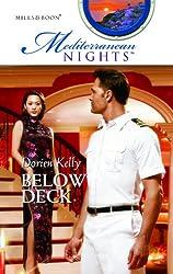 Below Deck (Mills & Boon Special Releases)