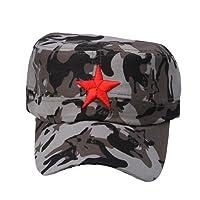 COMVIP Outdoor Camouflage Tactical Baseball Cap Hunting Hat Random