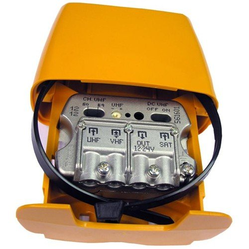 Televes 561601- Amplificador mástil nanokom 3e/1s easyf uhf
