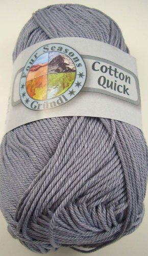 Cotton Quick Gründl Wolle 100 {a8af664ca0225c603f2a6d062b37ed1338b8dc83a135b749b23f353655ac6b63} Baumwolle 50 g Farbe 70