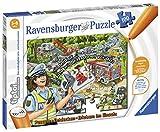 Ravensburger 00554 Tiptoi Puzzle Im Einsatz, 100 Teile