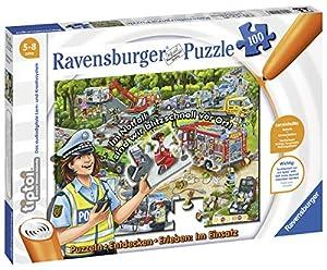 Ravensburger 554 100pieza(s) Puzzle - Rompecabezas (Jigsaw Puzzle, Dibujos, Niño/niña, 20 - 30, 100 Pieza(s))