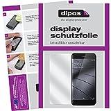dipos Films de protection d'écran pour Gigaset ME (6 unités) - transparent film de protection d'ecran