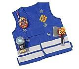 Simba 109250745 - Feuerwehrmann Sam Einsatzset in blau Vergleich