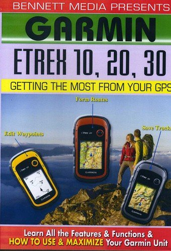 Garmin eTrex 10,20,30 Garmin Video-training, Gps