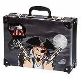 Captain Jack - Pirat - Spielzeugkoffer Spielkoffer Kofferl Kinderkoffer Kindergepäck - 49252-075 Schneiders Vienna