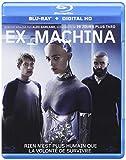 Ex-machina [Blu-ray]