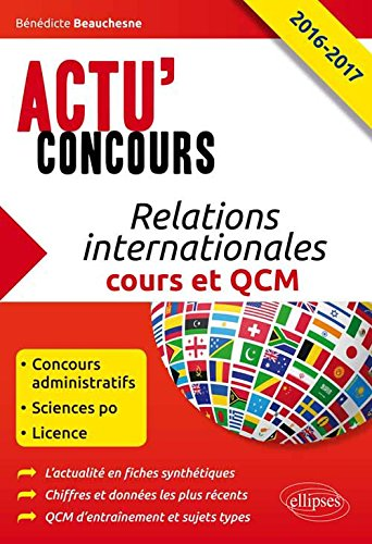 Relations Internationales Cours et QCM 2...