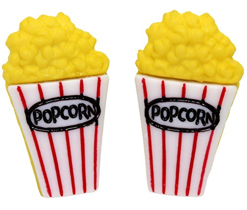 bluebubble-american-diner-cinema-sweet-popcorn-stud-earrings-with-free-gift-box