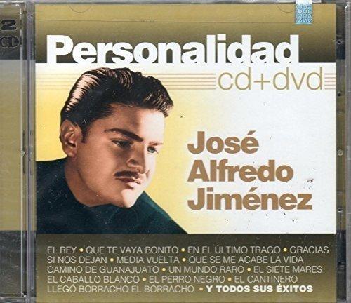 Personalidad (Jimenez-dvd Alfredo Jose)