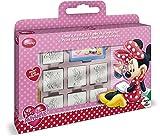 Speelgoed 7866 - Drucken und Stempeln Stempelset Minnie Mouse 7 Stempels, mehrfarbig