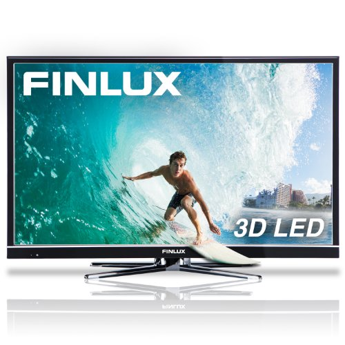 Finlux 32H7072-DT 32 Inch 3D HD Ready 720p LED TV with Freeview HD, PVR & 8x 3D Glasses
