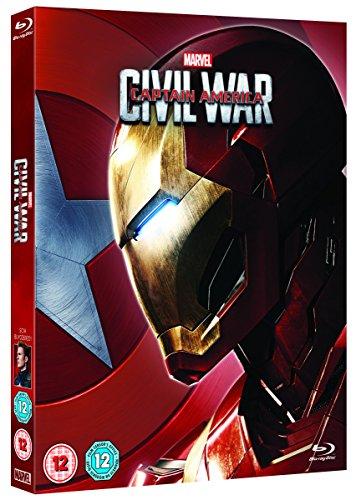 Captain America: Civil War [Italia] [Blu-ray]