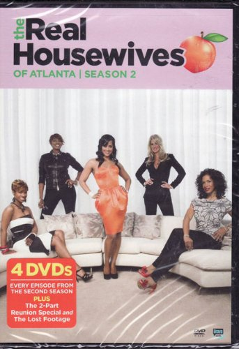 Real Housewives Of Atlanta: Season 2 (4pc) / (Box) [DVD] [Region 1] [NTSC] [US - Dvd Housewives Atlanta