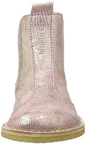 Bisgaard Stiefel, Bottes courtes Chelsea fille Pink (710 Rose)