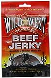 Wild West Beef Jerky-Original-25 grams
