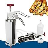 Denshine 1L Manuel Donuts Espagnoles Churrera Churros Machine de Remplissage de...