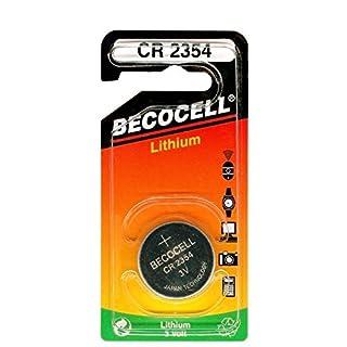 Becocell bouton au lithium pour solaruhr et pulsomètre convient)
