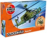 Airfix J6004 Quick Build Apache Helicopter Model Kit