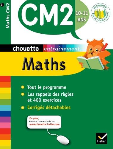 Chouette - Maths CM2