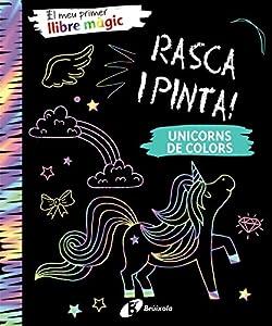 Les pàgines d'aquest llibre són màgiques! Si hi pintes rascant-les amb el llapis de fusta, descobriràs els colors brillants i increïbles que hi ha amagats sota la superfície de color negre. A cada pàgina trobaràs propostes divertides i dissenys bonic...