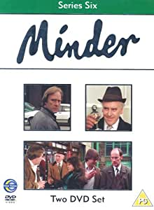 Minder: Series 6 (Box Set) [DVD]