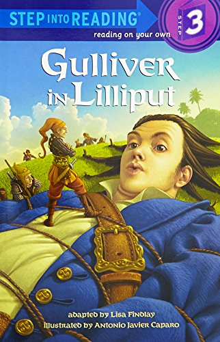 Gulliver In Lilliput (Step Into Reading, Step 3)