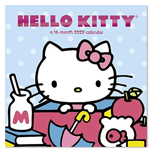 2020 Hello Kitty Wandkalender (DDD6582820) (Wand Für Hello Die Kitty-bilder)