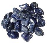 Cristal de piedra de sodalita grande – cristal curativo – Percepción, equilibrio emocional, claridad – Terapia de cristal