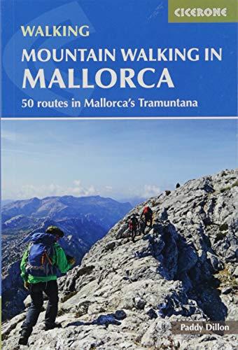 Moutain Walking in Mallorca par Paddy Dillon