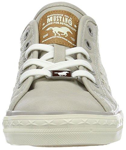 Mustang Damen 1146-303 Sneaker Grau (22 hellgrau)