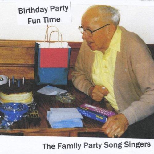 Happy Birthday Malachi de The Family Party Song Singers en