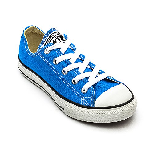 Converse Ctas Season Ox, Baskets mode mixte enfant Light Sapphire