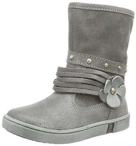 PrimigiClarabel - Stivali bassi con imbottitura leggera Bambina , grigio (Grau (GRIGIO/GRIGIO)), 31 EU