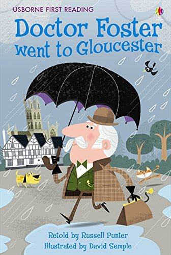 Dr Foster Went To Gloucester (2.2 First Reading Level Two (Mauve))