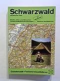 Schwarzwald mittlerer und nördlicher Teil. Goldstadt- Reiseführer. - Helmut Aschbacher