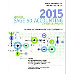 Learning Sage 50 Accounting: A Modular Approach with Printed Access Card (12 months) for Premium Website