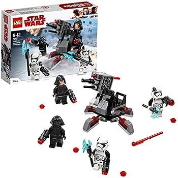 Lego Star Wars - TM - Battle Pack del Primo Ordine, 75197
