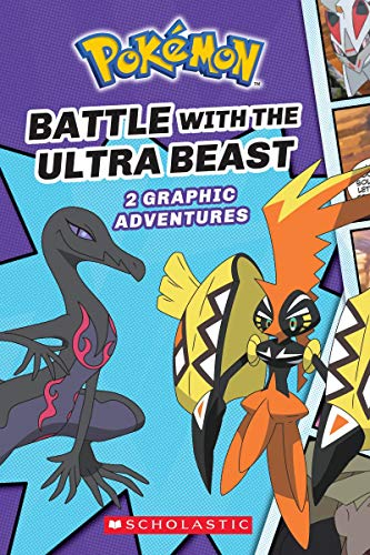 Pokemon: Comic Novel #1: Battle with the Ultra Beast
